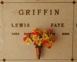 Faye <I>Walker</I> Griffin