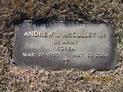 Andrew Jackson McCulley Jr.