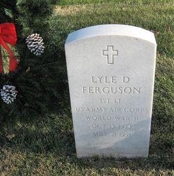 Lyle D Ferguson