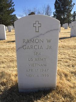 Ramon W Garcia, Jr