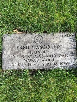 Fred Gascoyne
