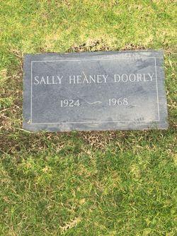 Sally <I>Heaney</I> Doorly