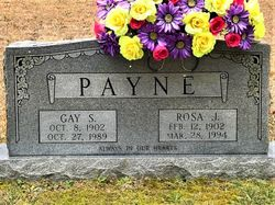 Gay S. Payne