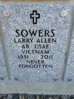 Larry Allen Sowers