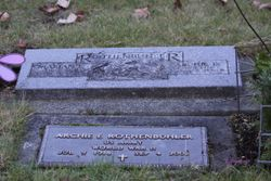 Archie Earl Rothenbuhler