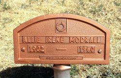 Allie Irene <I>Drake</I> Modrall