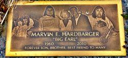 "Marvin E. ""Big Earl"" Hardbarger"