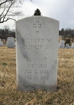 Robert W Bishop, Sr
