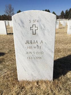 Julia A Garcia