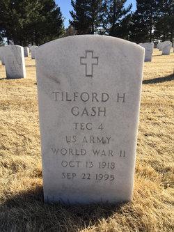 Tilford H Gash