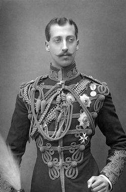 "Albert ""Prince Eddy"" Victor"