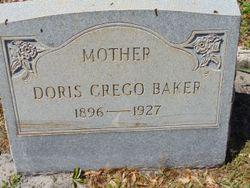 Doris <I>Crego</I> Baker