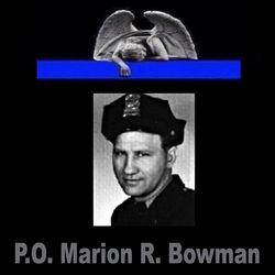 Marion Richard Bowman