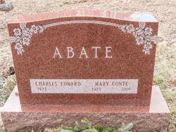 Mary Angela <I>Conte</I> Abate