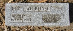 Wesley P Wickham