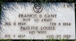 Pauline Louise <I>Neumeister</I> Gant