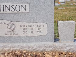 Della Louise <I>Baker</I> Johnson