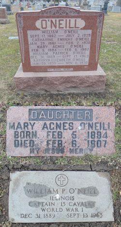 Mary Agnes O'Neill