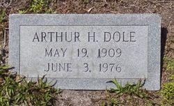 Arthur H Dole