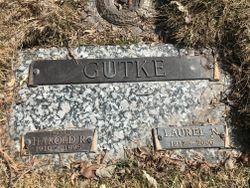 "Harold Ralph ""Hank"" Gutke"