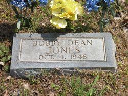 Bobby Dean Jones