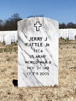Jerry J. Battle, Jr