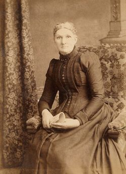 Isabella Marian <I>Robertson</I> Moore