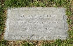 William Wilder