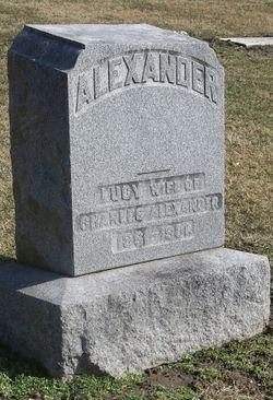 Lucy Alexander
