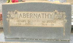 Henry Duel Abernathy