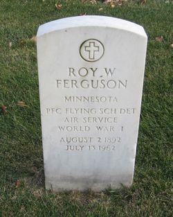 Roy W Ferguson