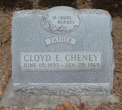 Cloyd Edwin Cheney