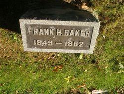Frank H Baker