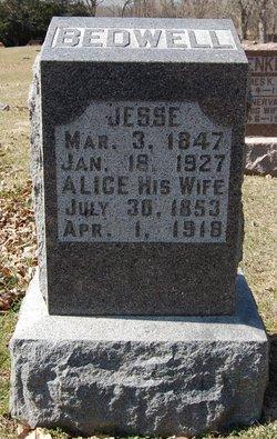 Jesse Bedwell