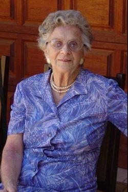 "Mrs Audrey Maureen ""Gigi, Goggo, Garney, Mommy, Granny"" Rees"
