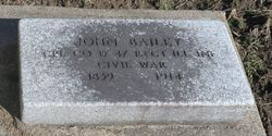 Corp John Bailey