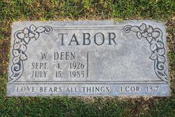 Wilma Dean Tabor