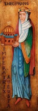Theophano Sklerina of Byzantium