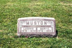 Mary E. <I>Stout</I> Muston