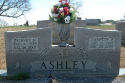 Ivanette <I>Roberson</I> Ashley