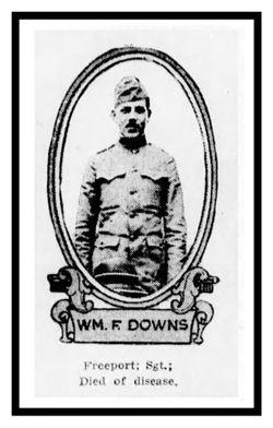 Sgt William F. Downs