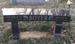 Phyllis M <I>Todd</I> Boyer
