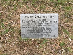 Bumpass-King Cemetery