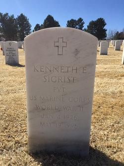 Kenneth E Sigrist