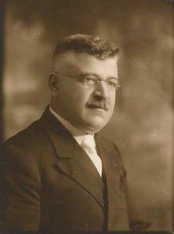 Rev Henry Beets