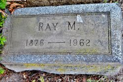 Ray Merrick Walker