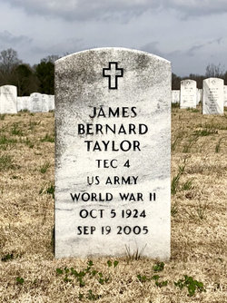 James Bernard Taylor