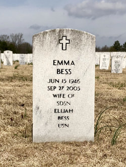 Emma <I>Jones</I> Bess