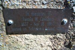 Capt James W Cawthon