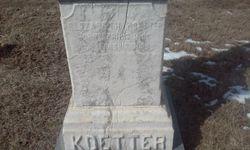 "Elizabeth ""Lizzie"" Koetter"